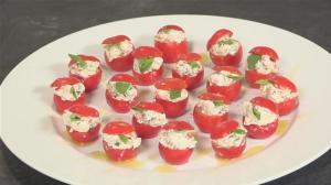 Tomato Canapes
