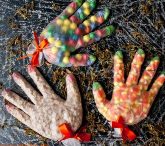 Treat hands