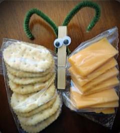 crackers & Cheese