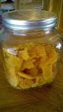 cracker jar